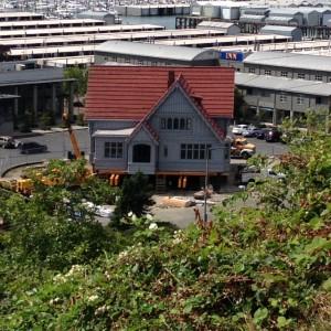 Weyerhaeuser building