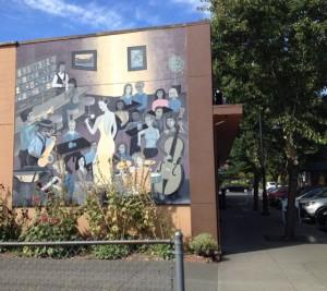 Renton mural